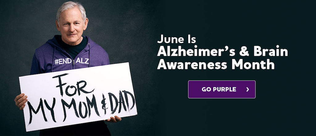 Photo courtesy of The Alzheimer's Association.
