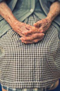 Hands - Caregiving